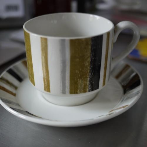 Retro cup