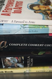 Take 5 cookbooks