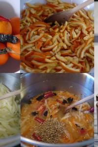 Seville oranges: spicy, savoury style marmalade